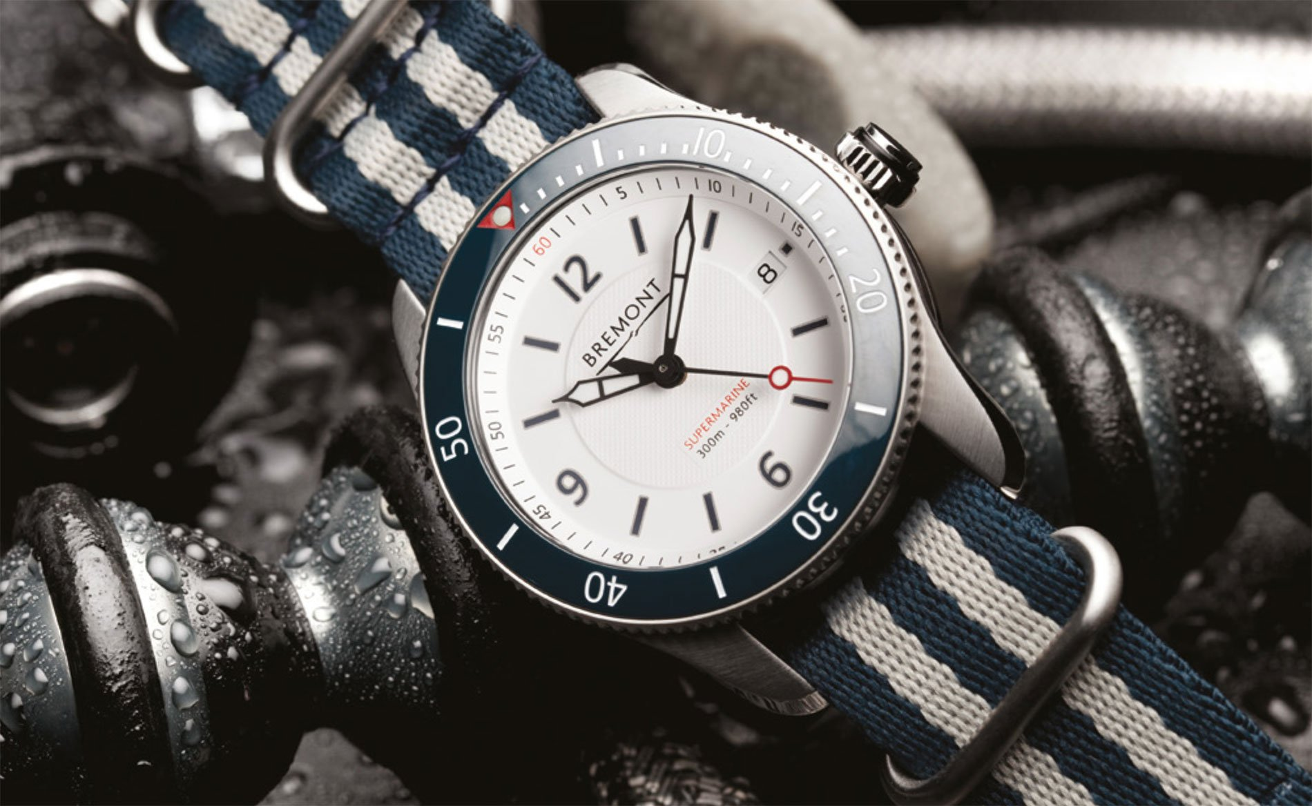 BREMONT S300 NEW SUPERMARINE