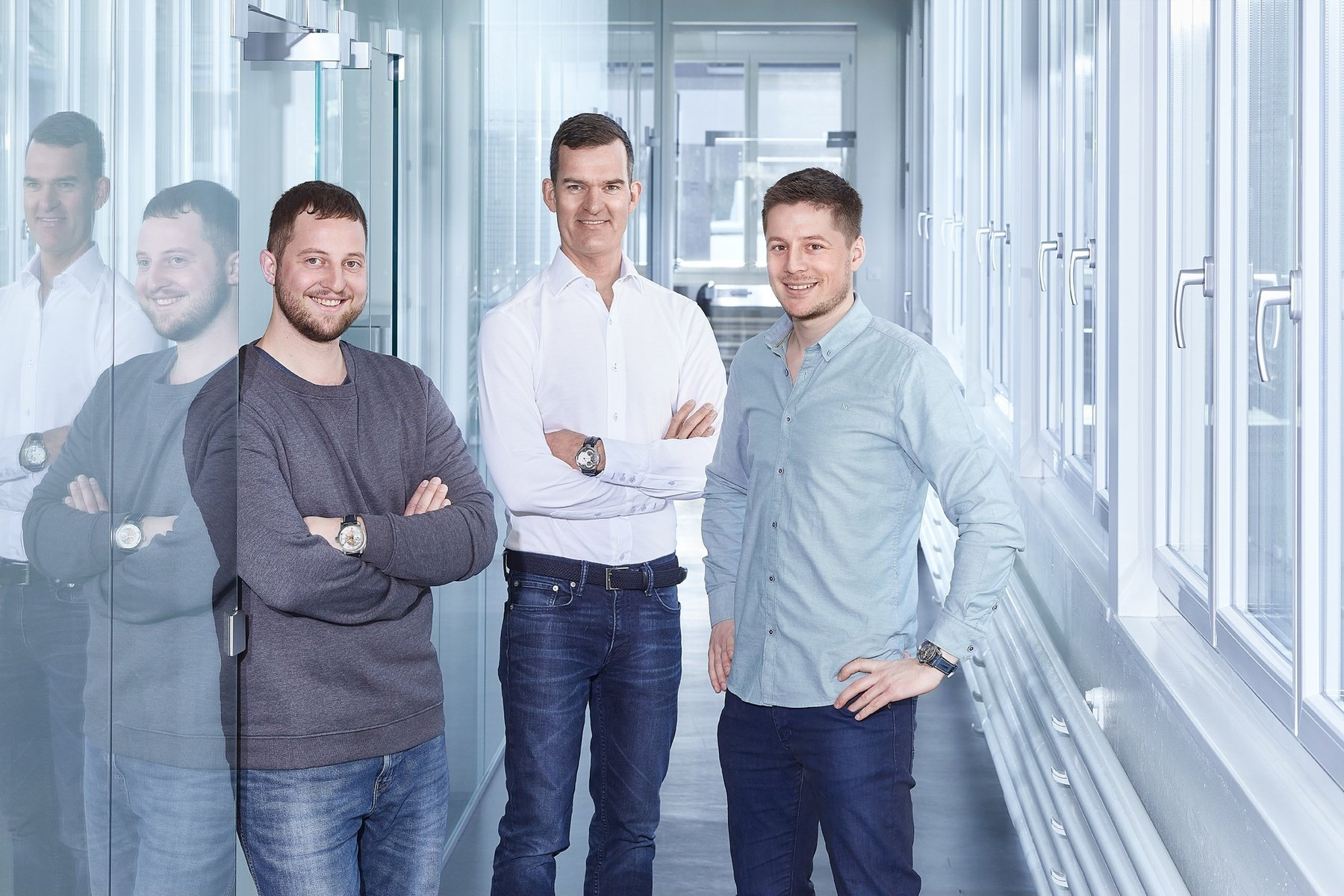 in-house design team of Armin Strom