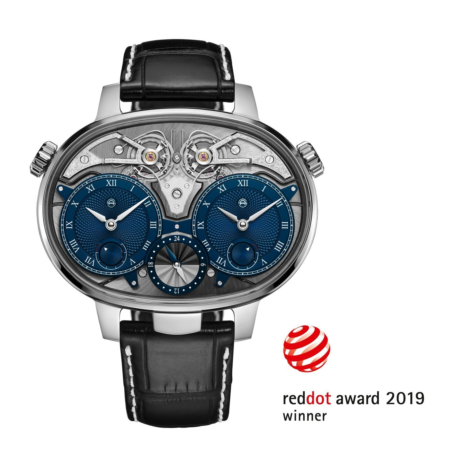 Dual Time Resonance from Armin Strom wins Red Dot Award