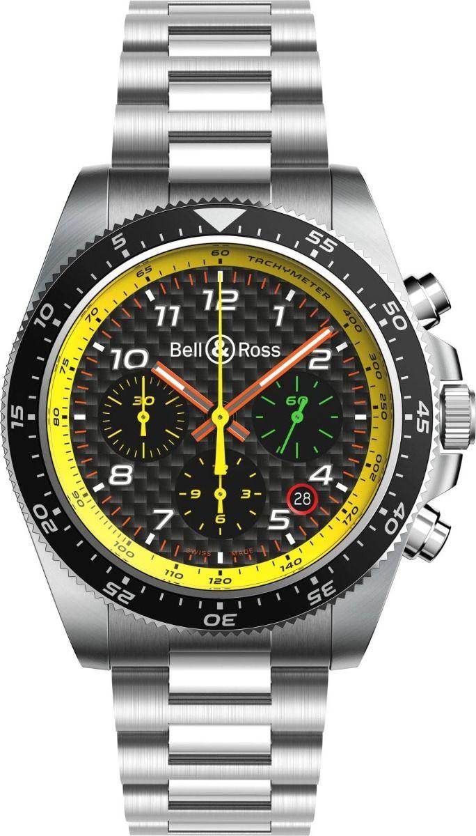 BELL & ROSS BR V3-94 R.S.19