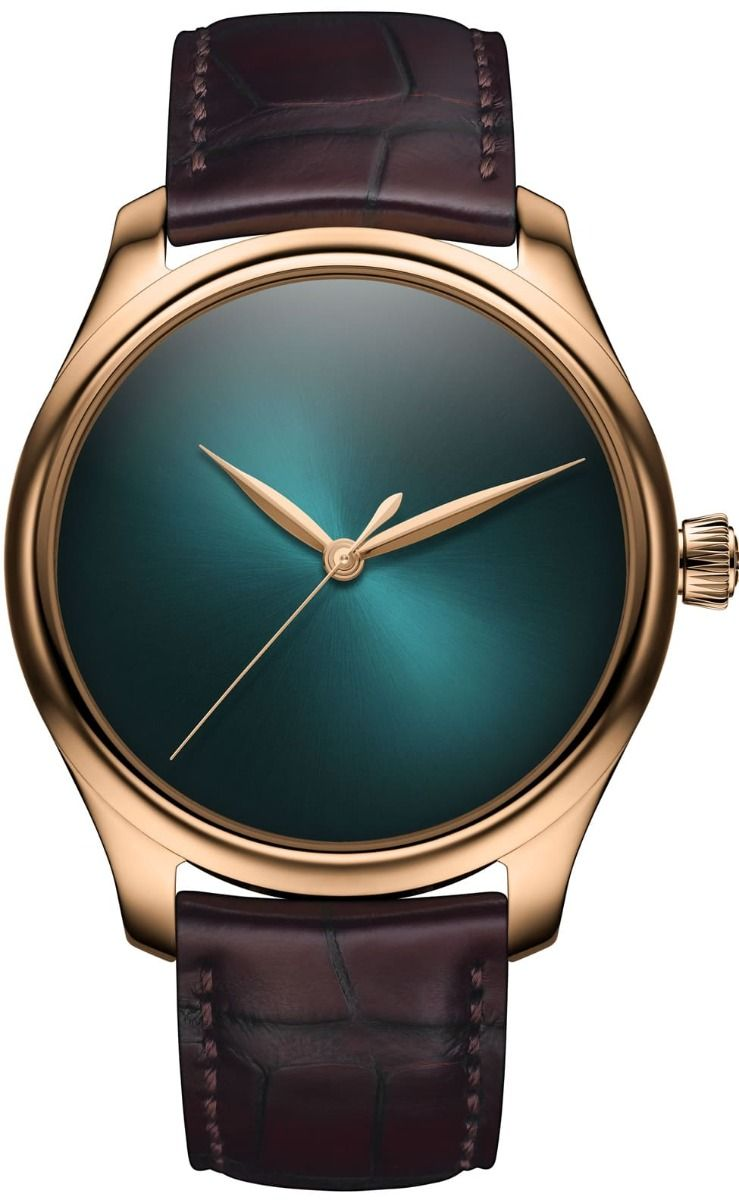 H. MOSER & CIE. ENDEAVOUR CENTRE SECONDS CONCEPT BLUE LAGOON