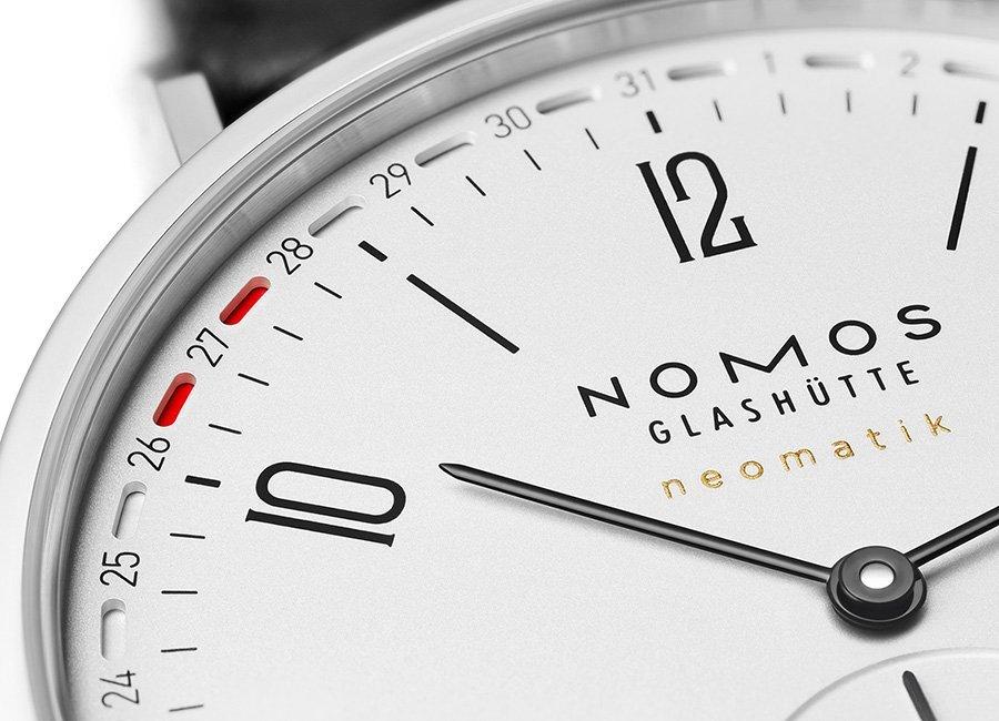 NOMOS Glashütte Tangente Neomatik 41 Update