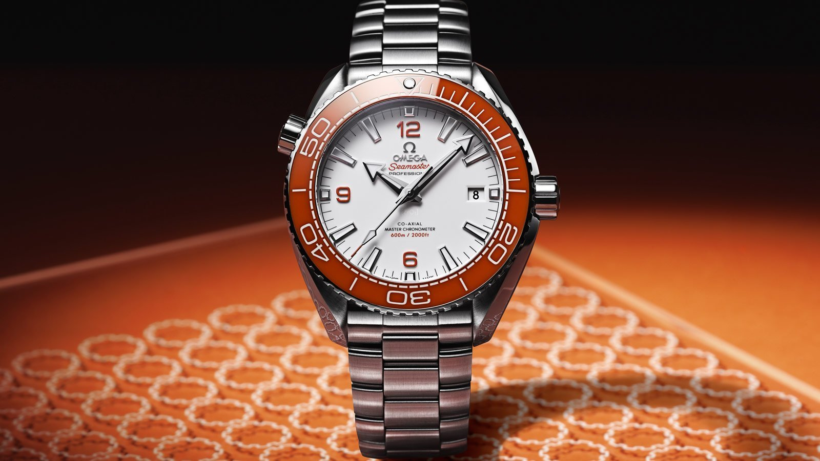 PLANET OCEAN 600M OMEGA CO‑AXIAL MASTER CHRONOMETER