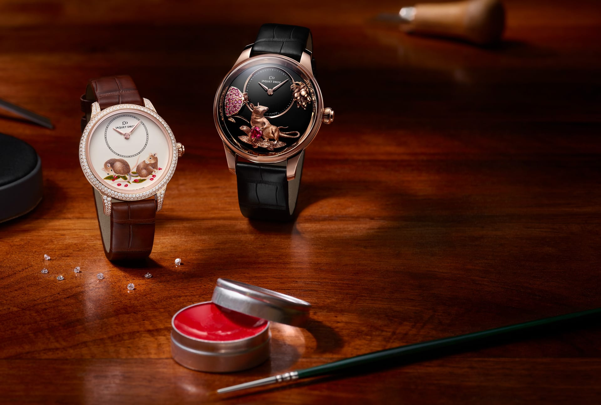 Jaquet Droz - The Year of the Rat