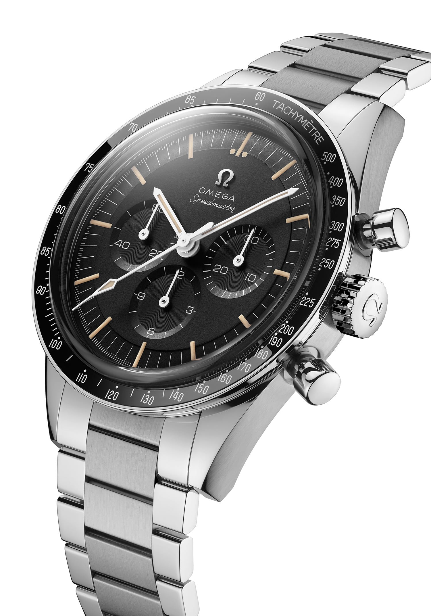 Omega Speedmaster Moonwatch 321 Stainless Steel - Front