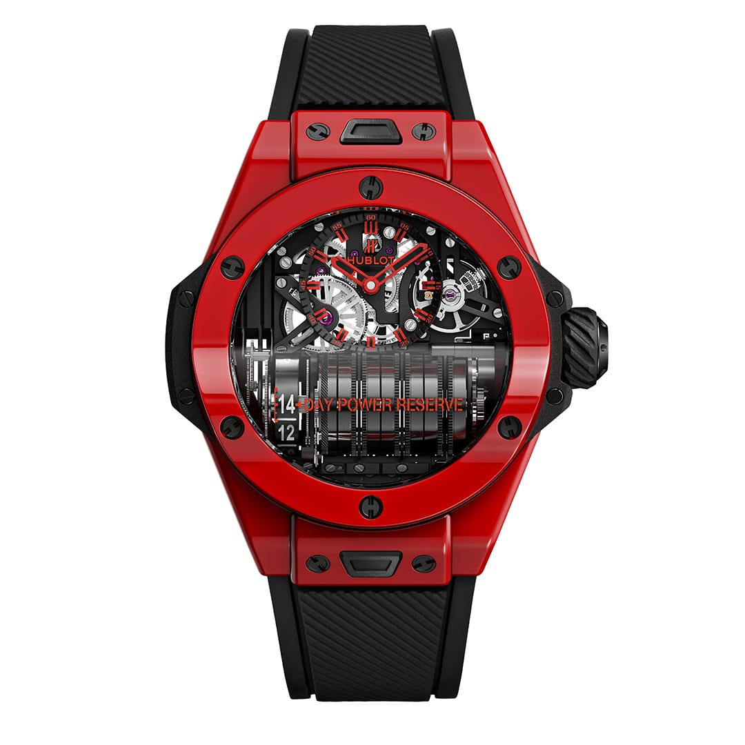 BIG BANG MP-11 RED MAGIC