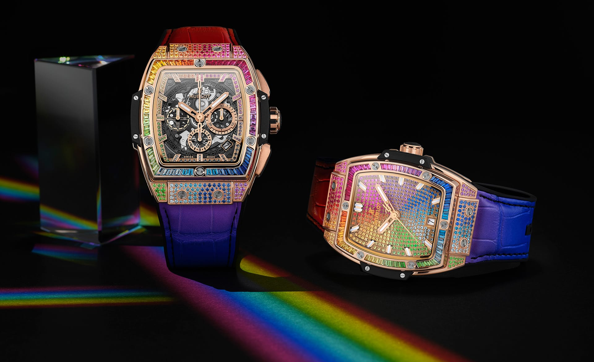 Hublot Spirit of Big Bang King Gold Rainbow