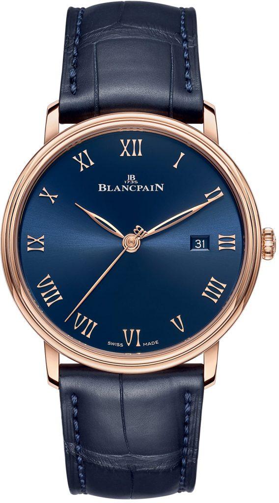 Blancpain Villeret 6651-3640-55
